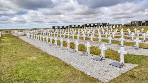 Cementerio Argentino de Darwin