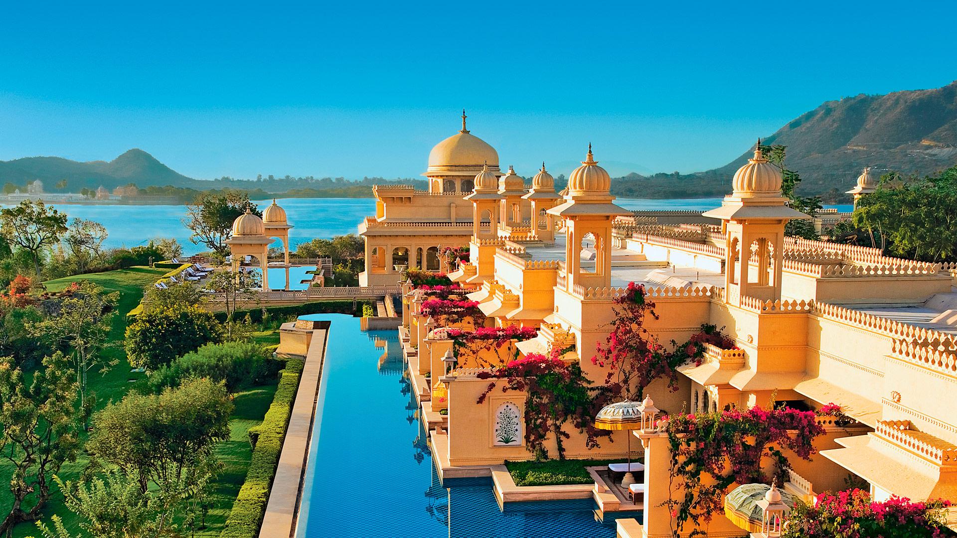 Oberoi Udaivilas en Rajasthan
