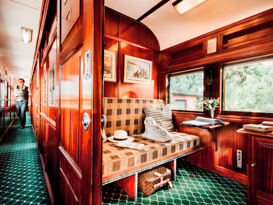 Pullman Suite, Pride of Africa