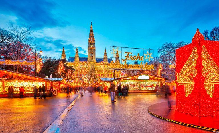 Mercado Navideño de Viena