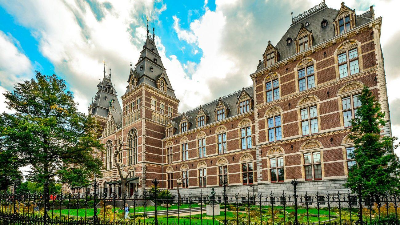 Rijksmuseum. Amsterdam