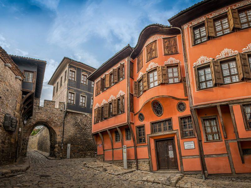 Casco antiguo, Plovdiv