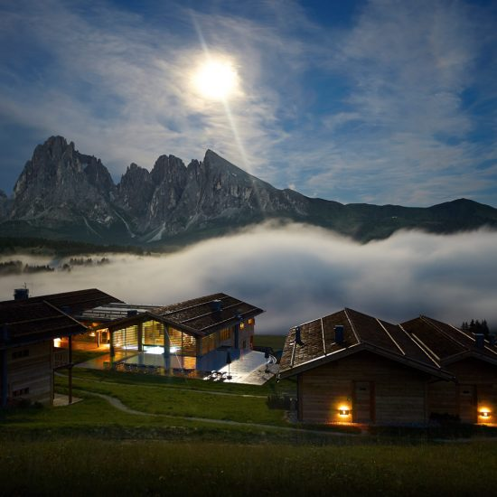Adler Lodge, Italia