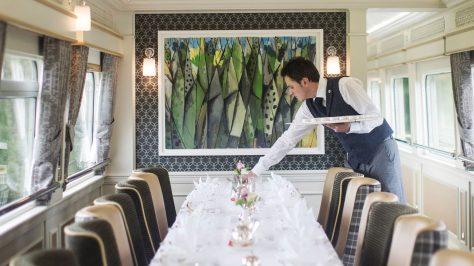 Belmond Grand Hibernian - Restaurant