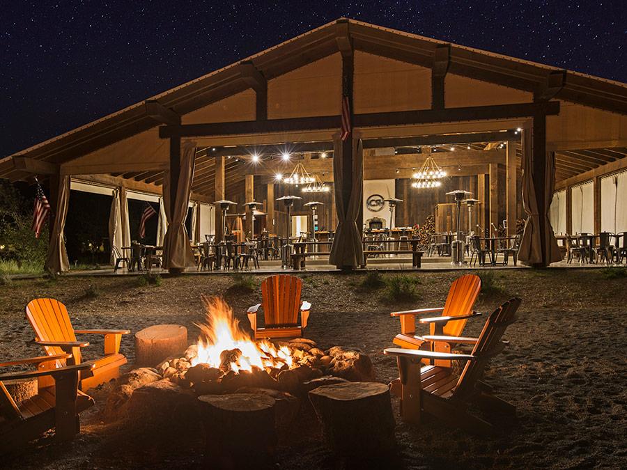 The Campfire Grill, Conestoga Ranch