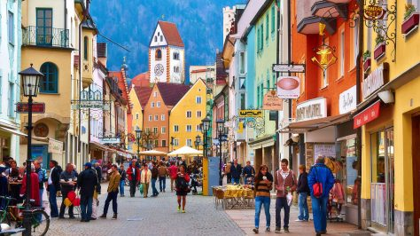 Fussen, Alemania