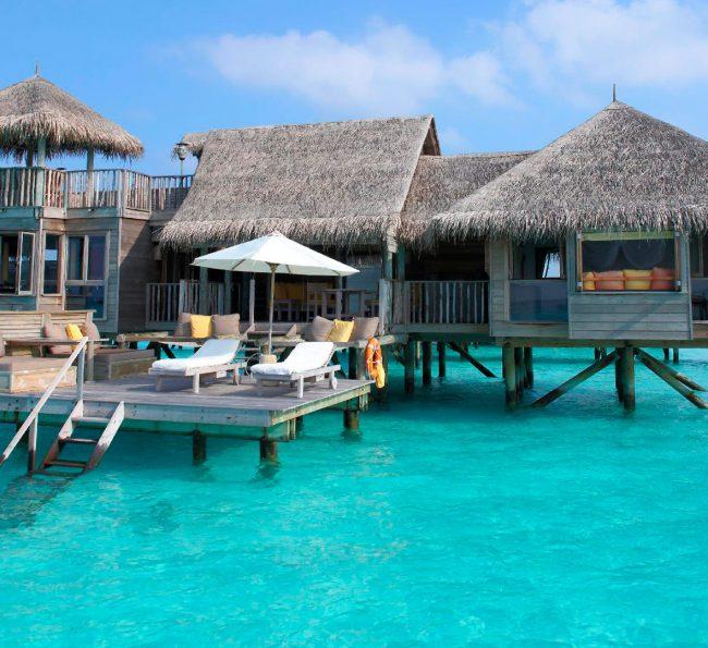 Gili Lankanfushi, Maldivas. Private Villa