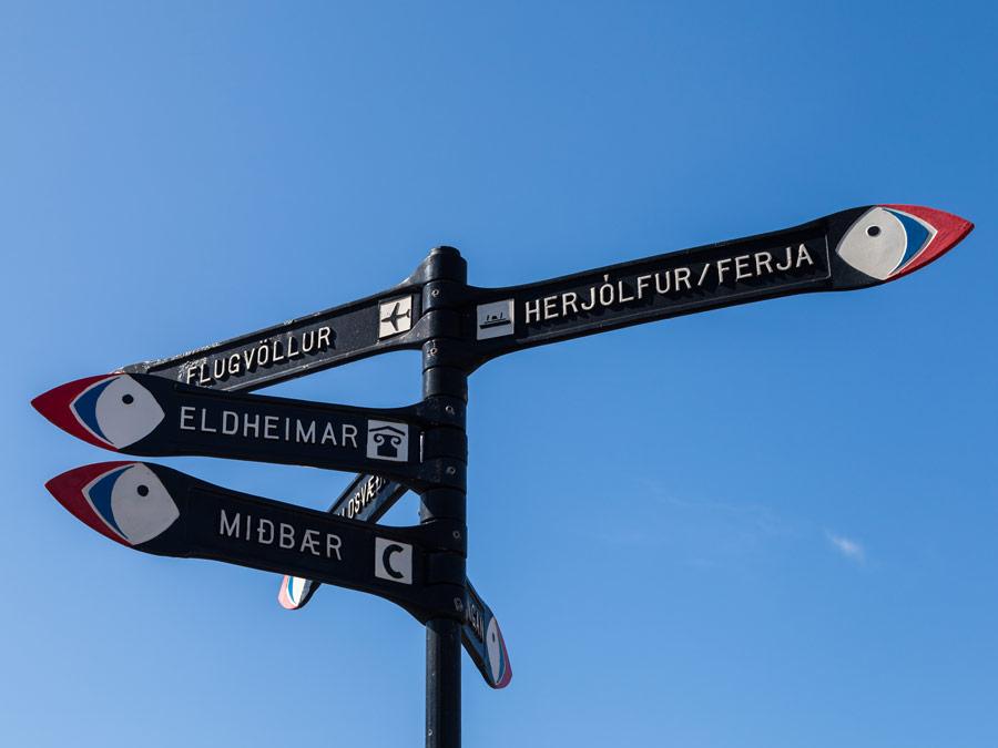 Isla de Heimaey. Islandia.