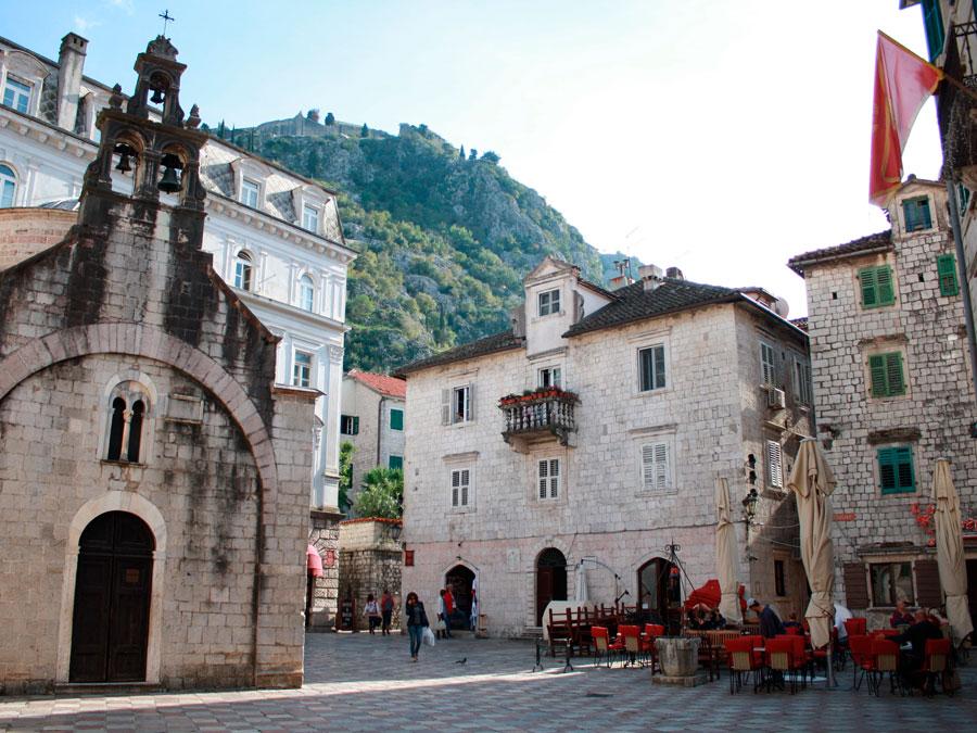 Iglesia de San Lucas, Kotor, Montenegro