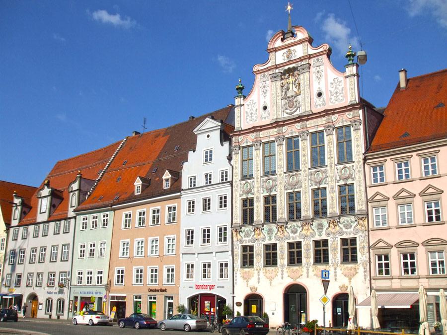 Rathaus, Landsberg am Lech