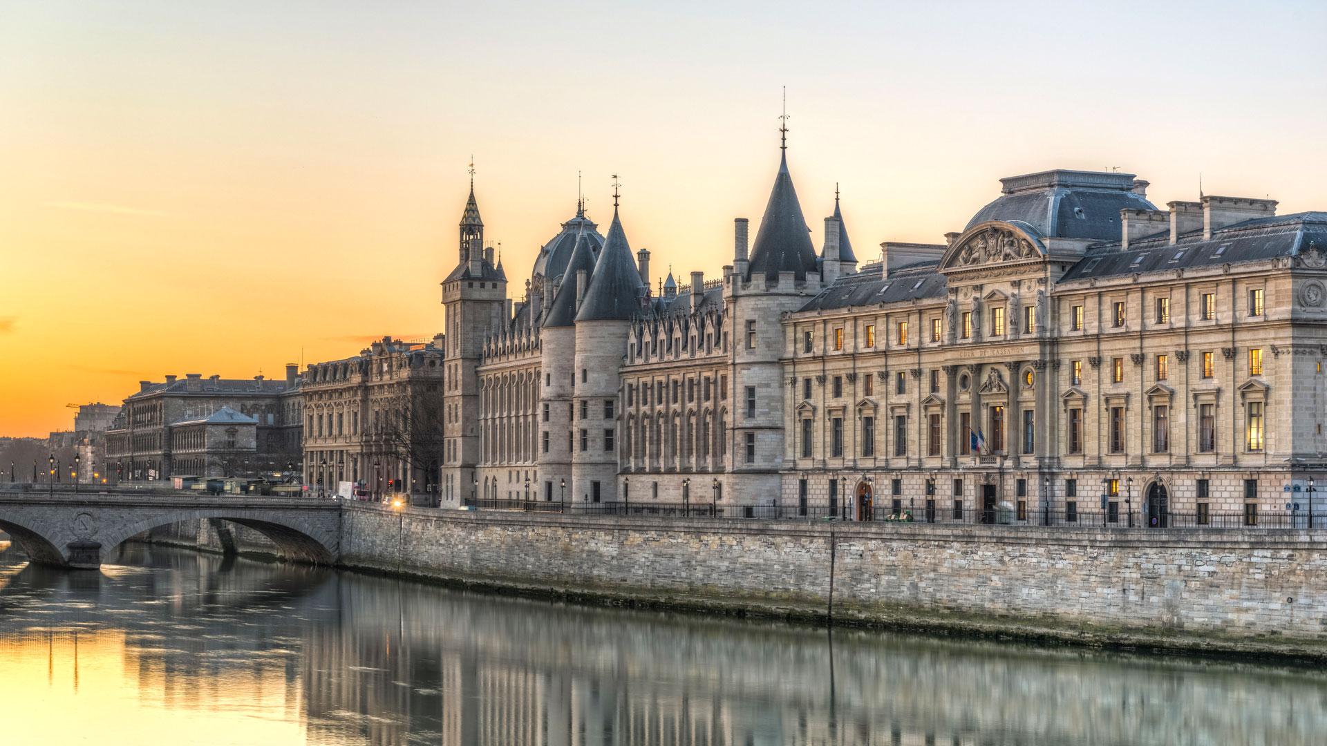 Concergerie, Ile de France, Paris, Francia.