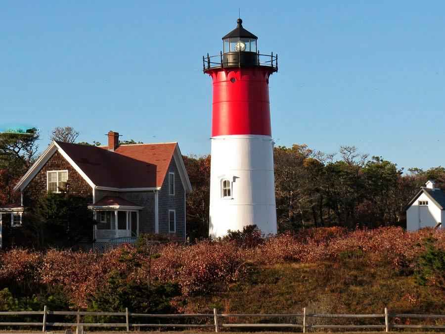 Faros de Cape Cod