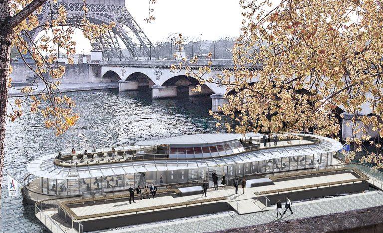 Restaurante Duccase sur Seine