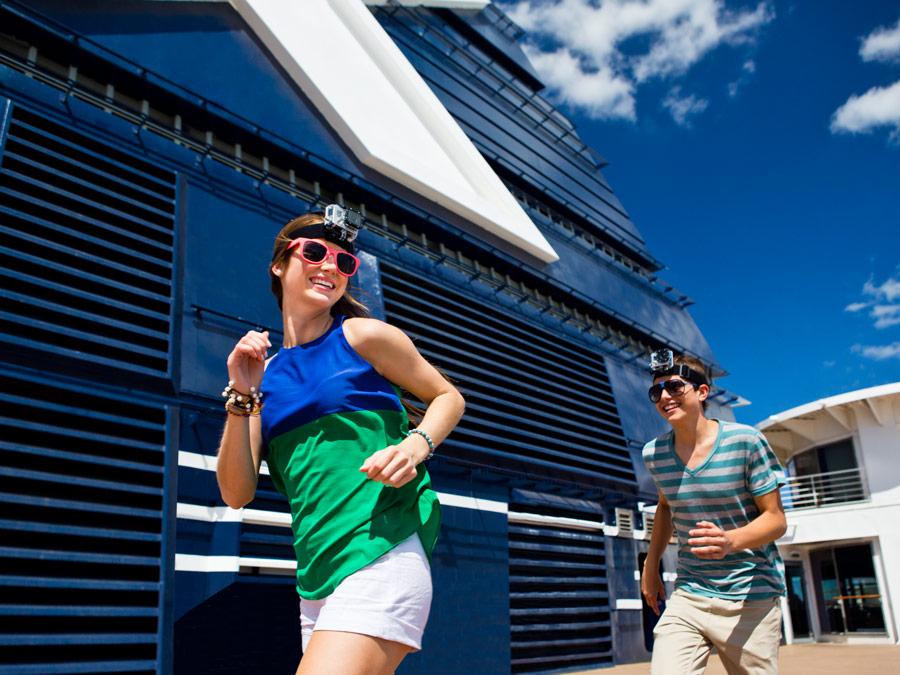 Celebrity Cruises. Experiencia Go Pro