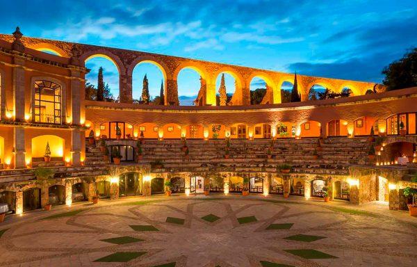 Quinta Real, Zacatecas, Mexico