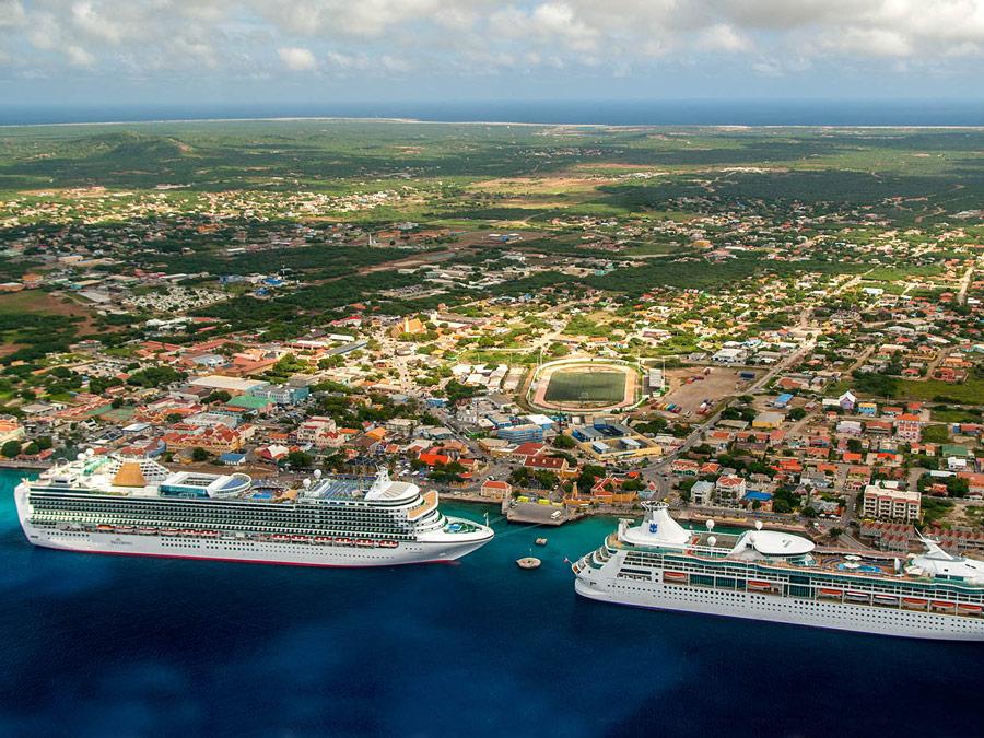 Puerto de Bonaire.