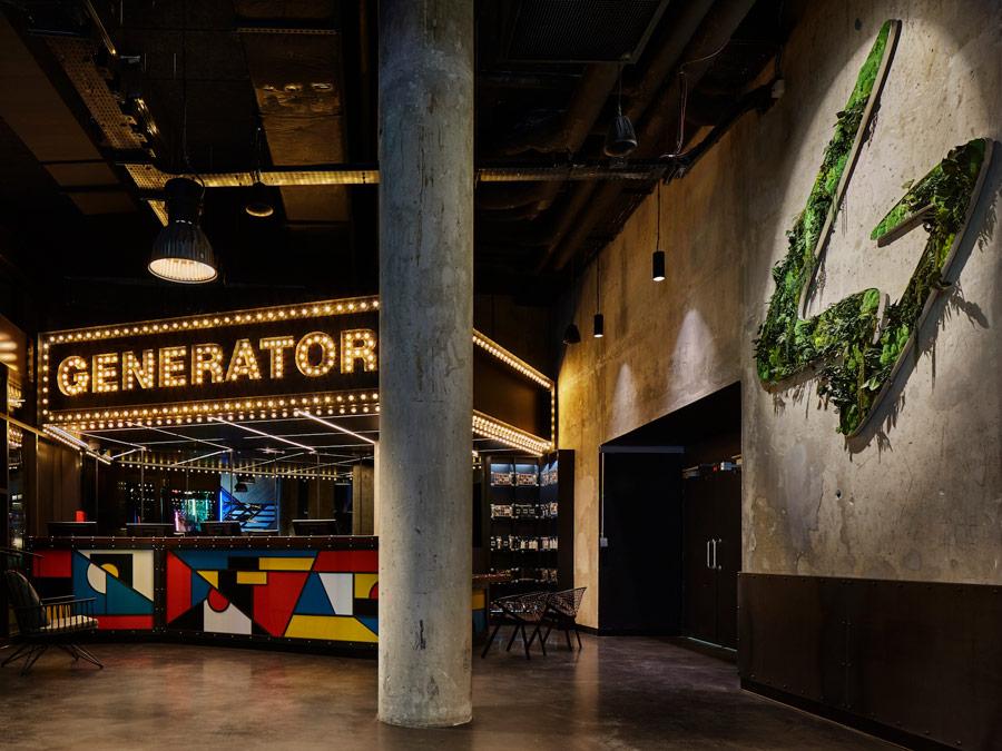 Lobby Generator Paris