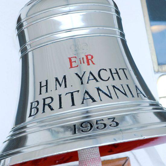 Campana del Royal_Britannia
