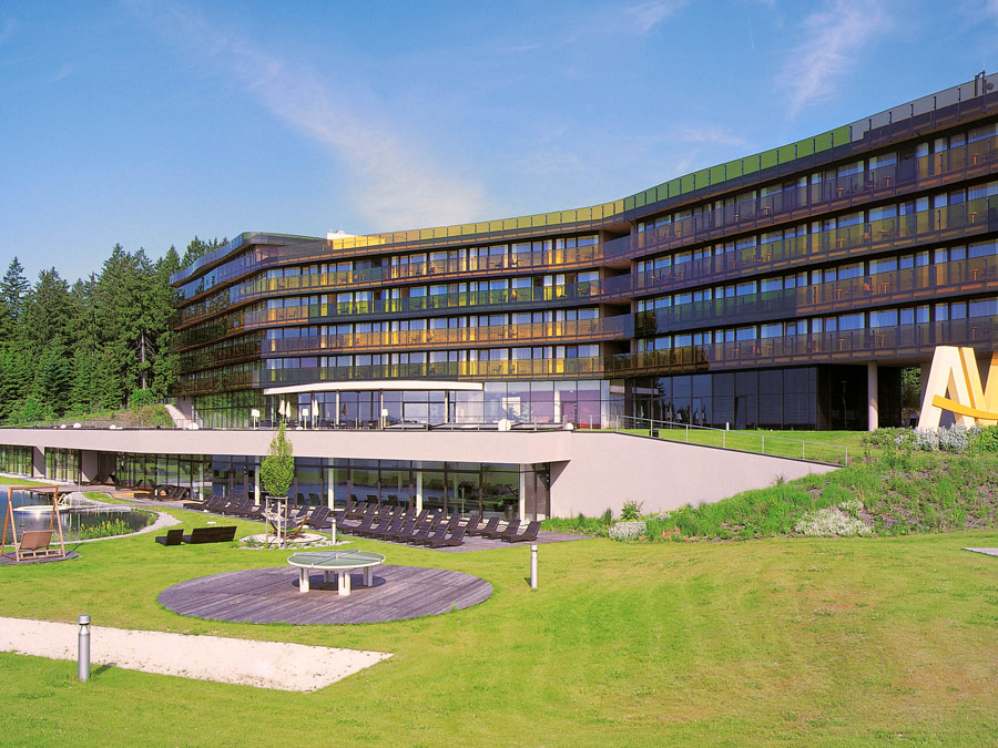 Hotel Aviva, Austria