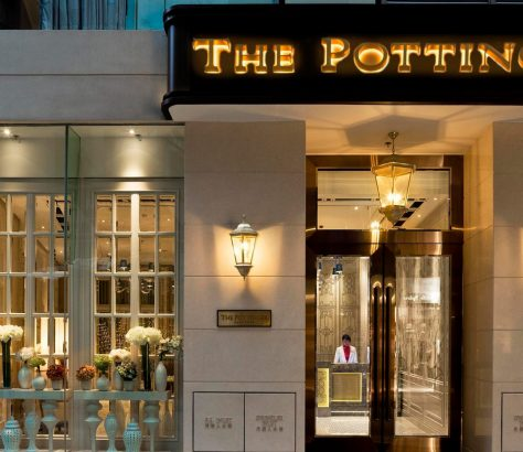 The Pottinger, Hong Kong.