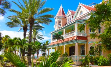 Southernmost House en Key West, Florida