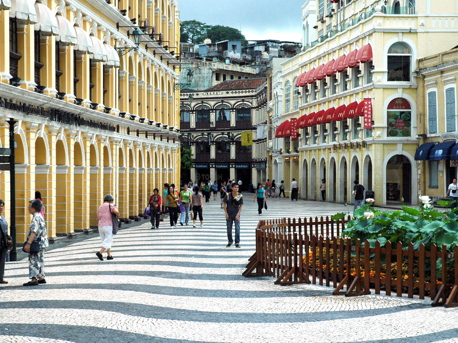 Largo do Senado, Macao.