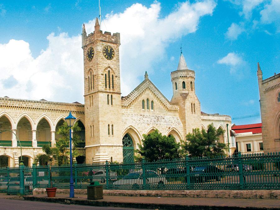 Casa del Parlamento, Barbados