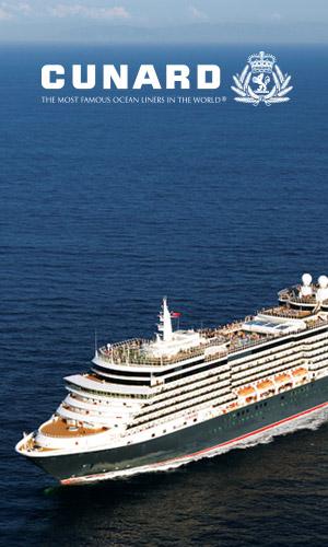 Banner Ad Cunard - 300x500
