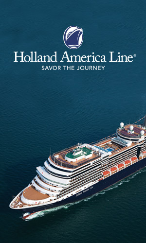 Banner ad Holland America LIne