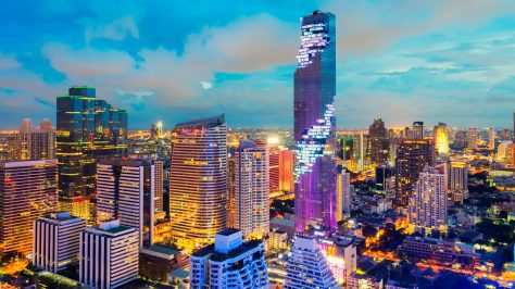 King Power Mahanakhon, Bangkok
