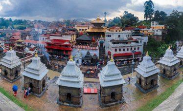 Templo de Pashupatinath, Nepal