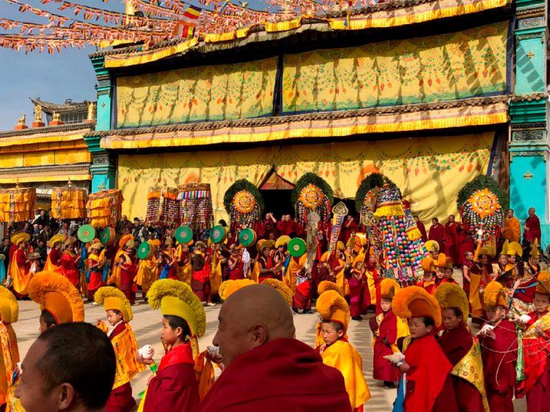 Festival del Tibet