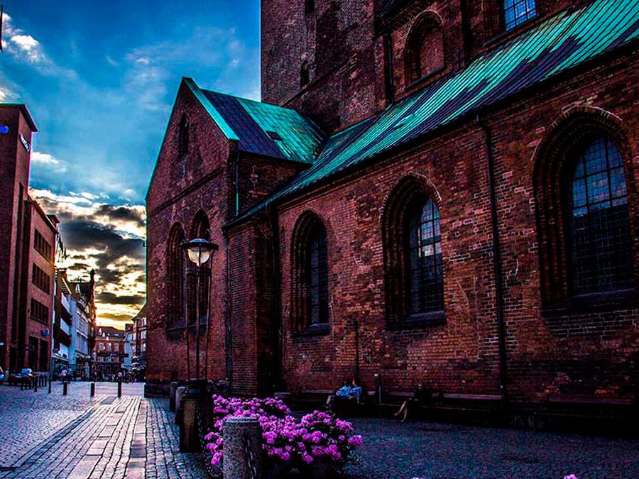 Catedral de Aarhus, Dinamarca.
