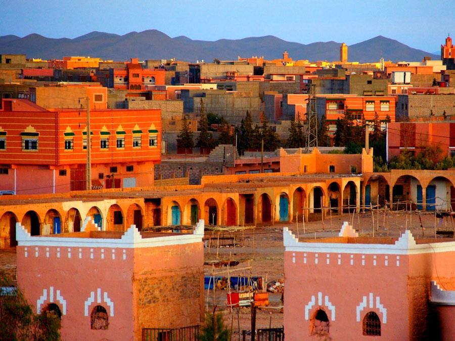 Tinghir, Marruecos