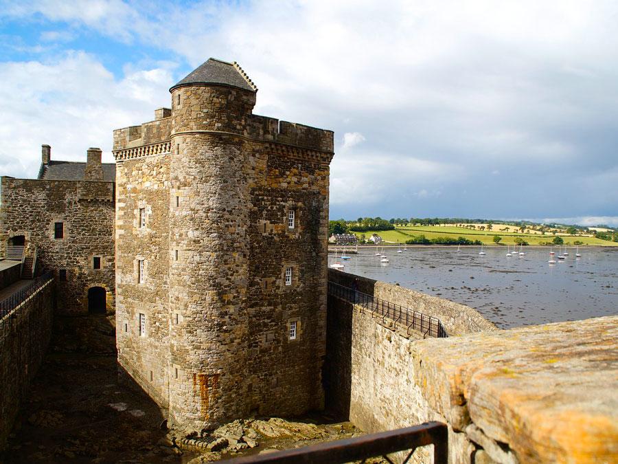 Blackness Castle, Escocia