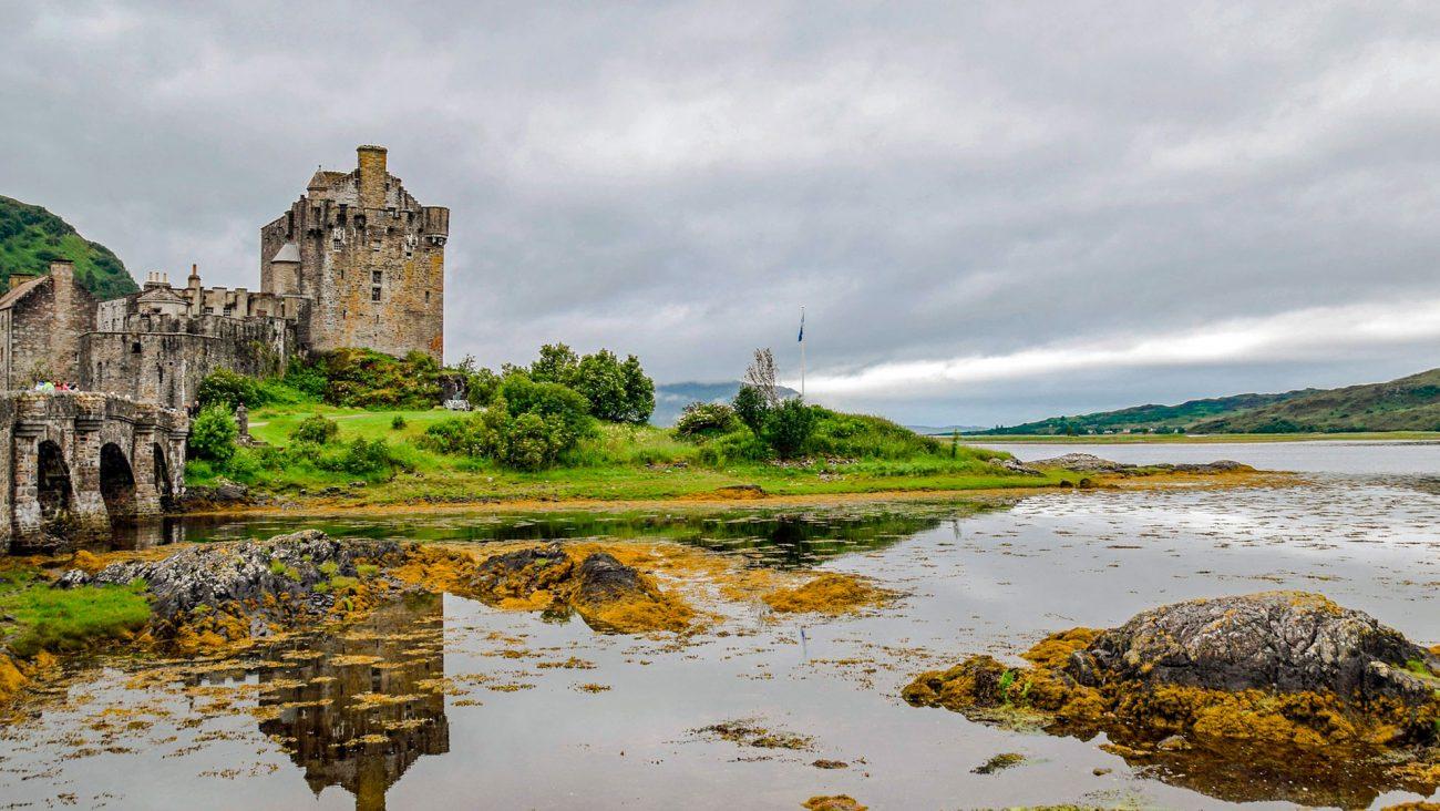 Donan Castle, Escocia