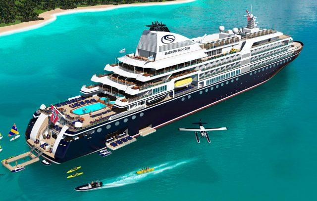 Nuevo barco SeaDream Innovation
