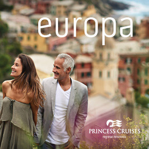 Princess Cruises Europa