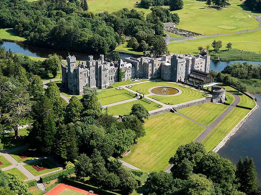 Ashford Castle, Irlanda