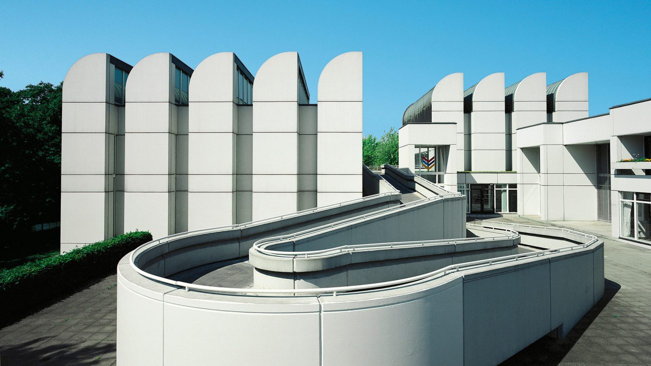 Edificio Archivo Bauhaus, Berlin