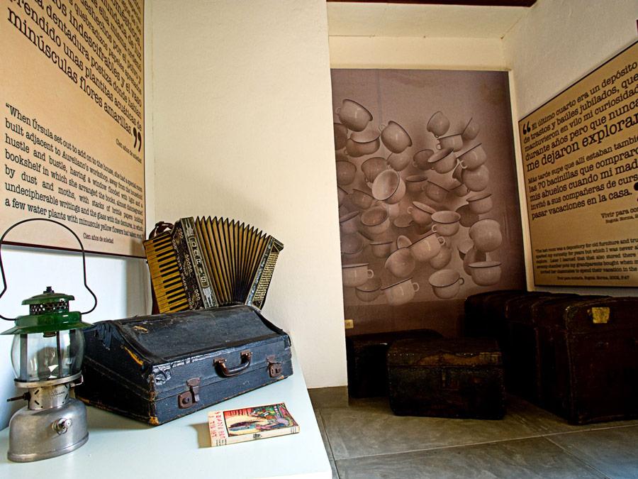 Casa Museo de Gabriel García Marquez