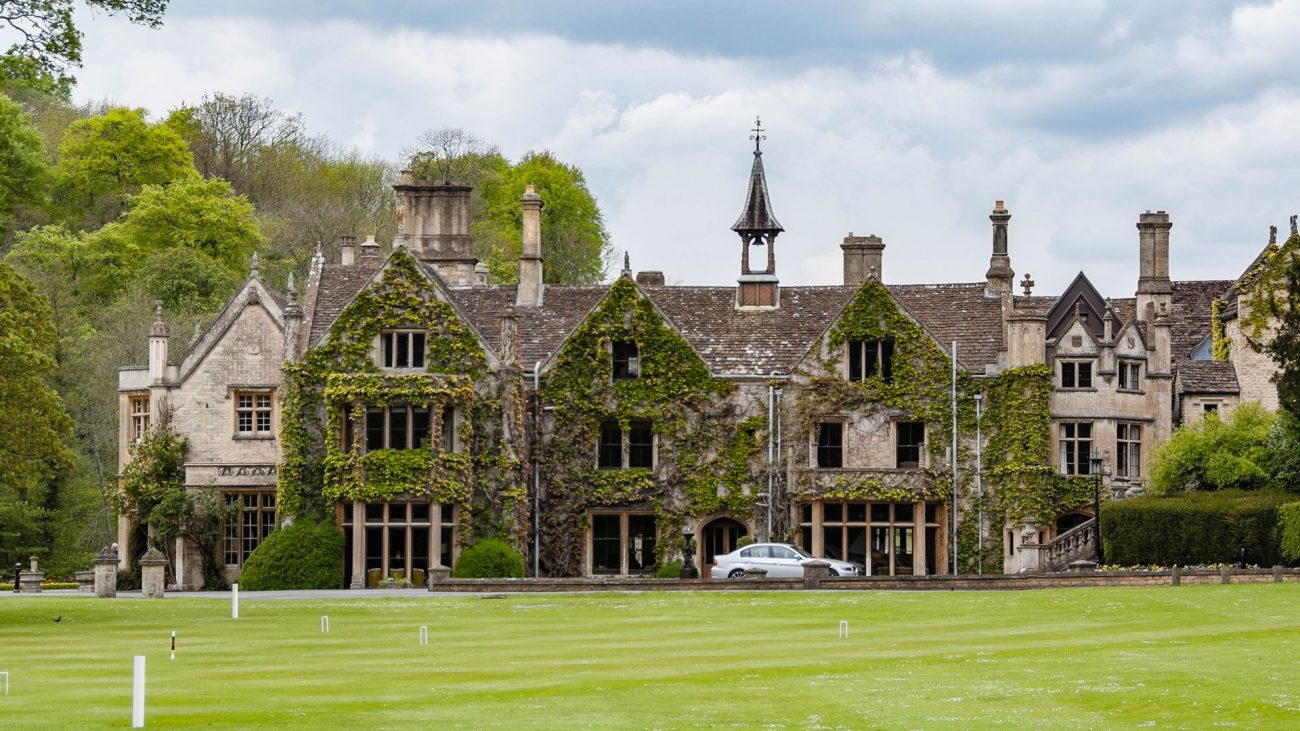 Manor House Hotel and Golf Club, en Castle Combo