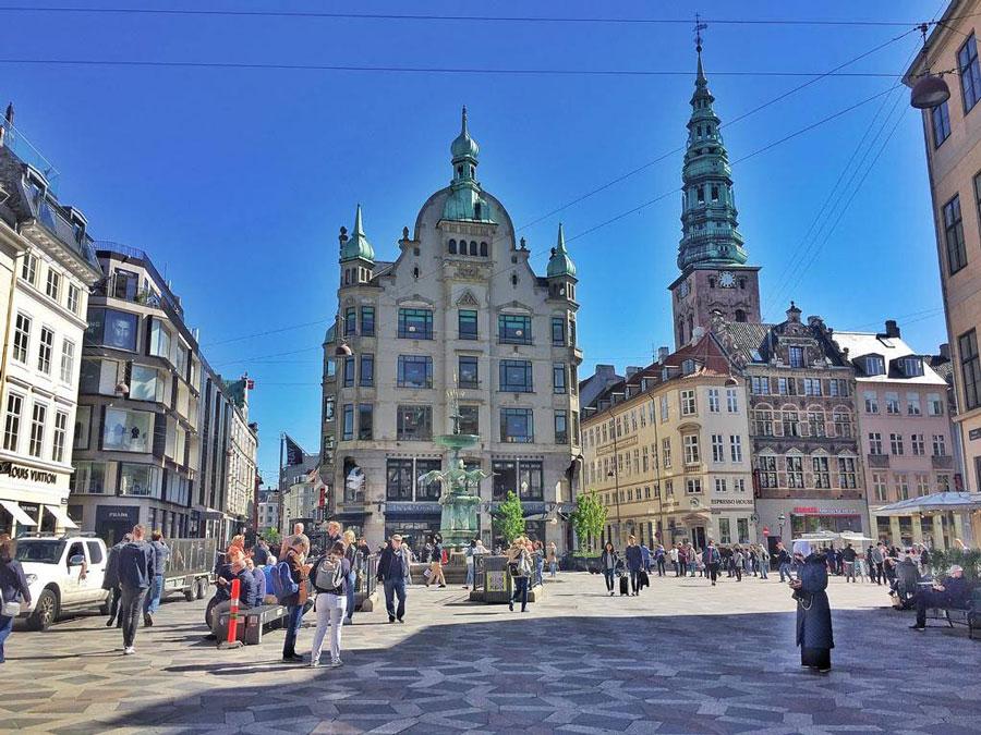 Centro de Copenhagen