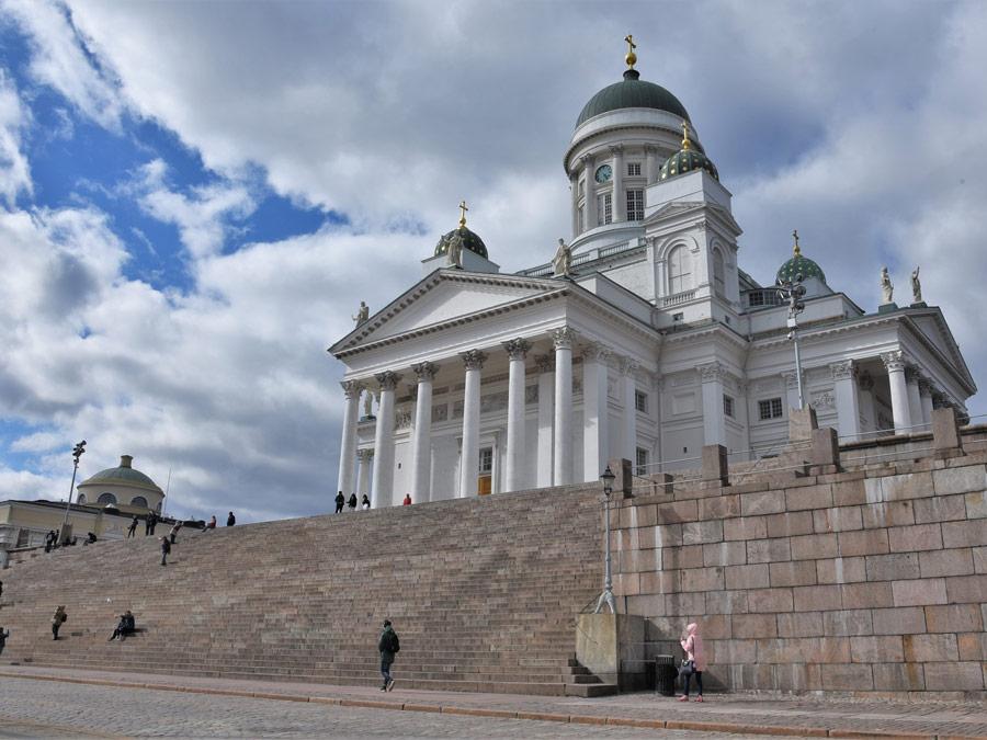 Catedral Luterana de Helsinki, Finlandia