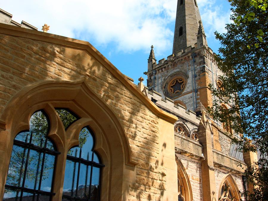 Iglesia de la Sagrada Trinidad