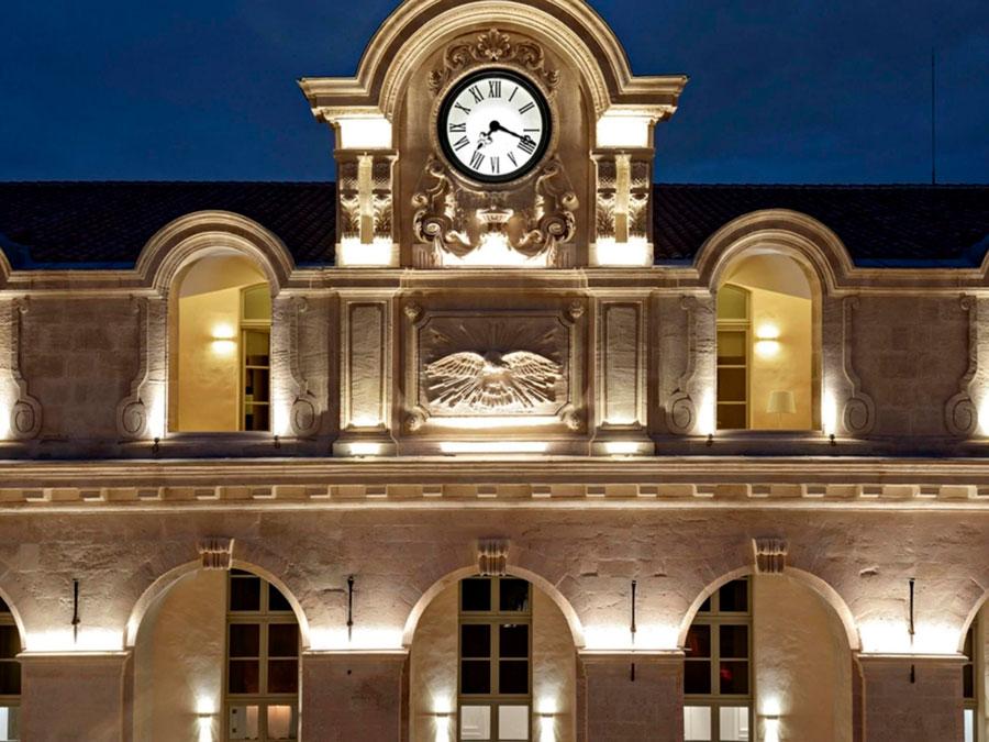 Intercontinental Marseille Dieu en Marsella, Francia
