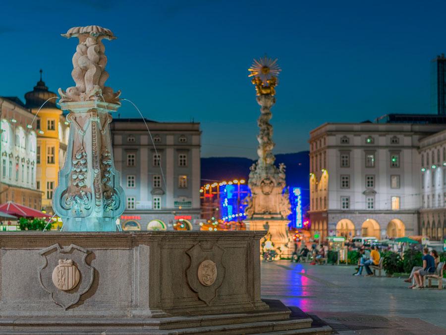Hauptlatz, Linz