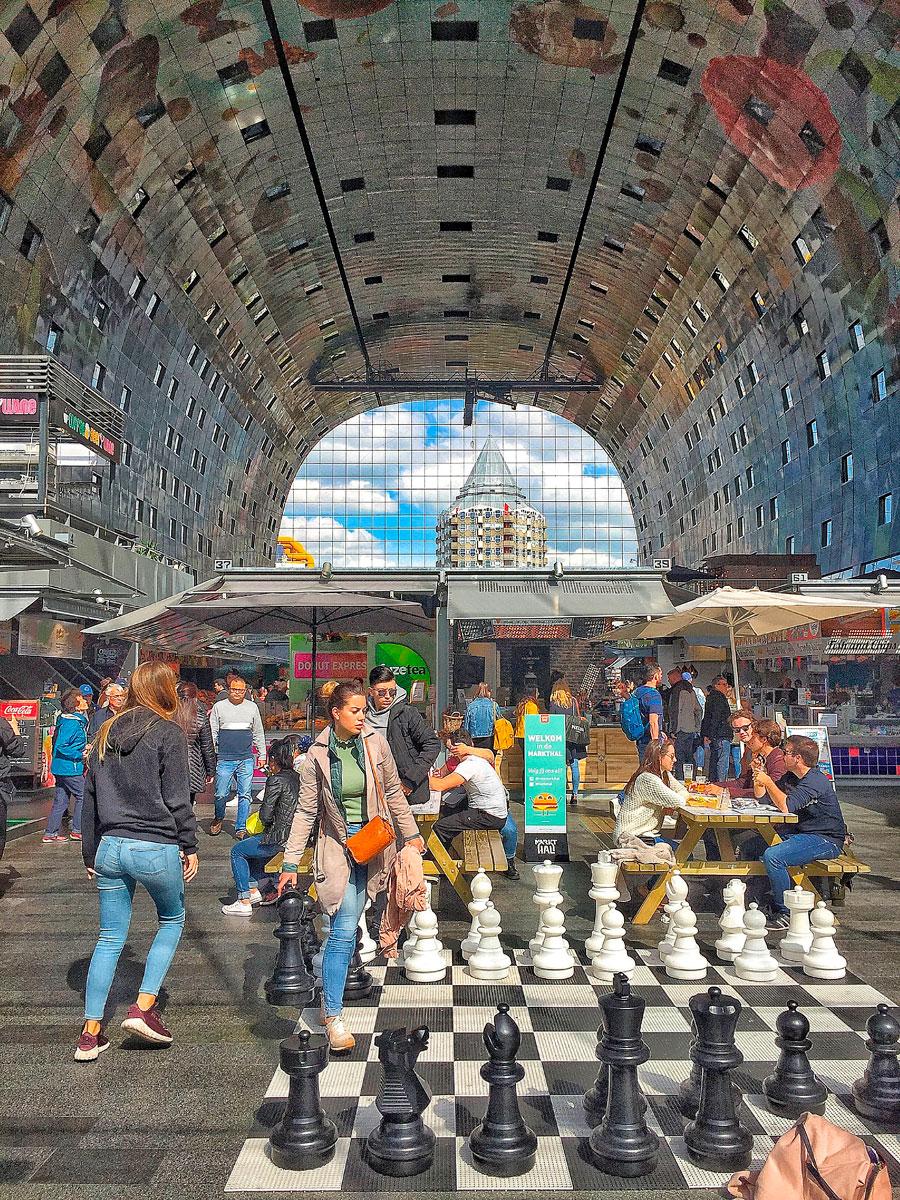 Markthall de Rotterdam