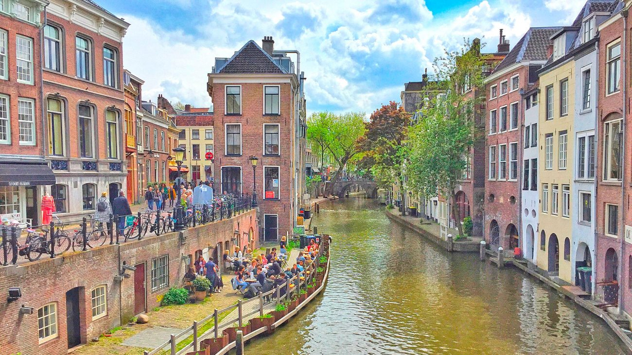 Utrecht, Paises Bajos