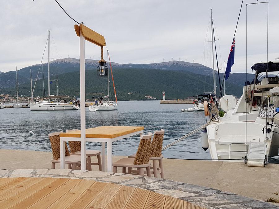 Marina de Sami, Kefalonia